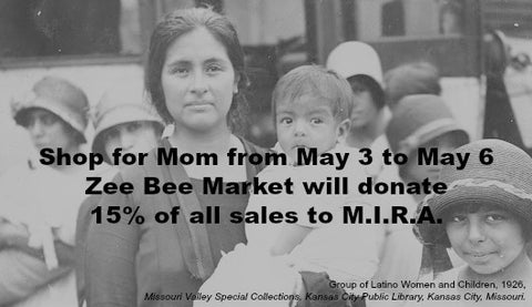 Zee Bee Market donates to Missouri Immigrant and Refugee Advocates