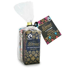 Organic and Fair Trade Divine Chocolate Petite Stocking Stuffer Gift Set