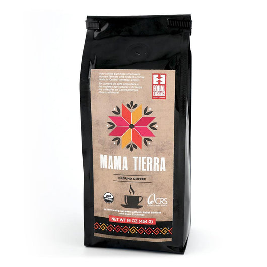 Organic Mama Tierra Coffee 1 lb Ground by Equal Exchange