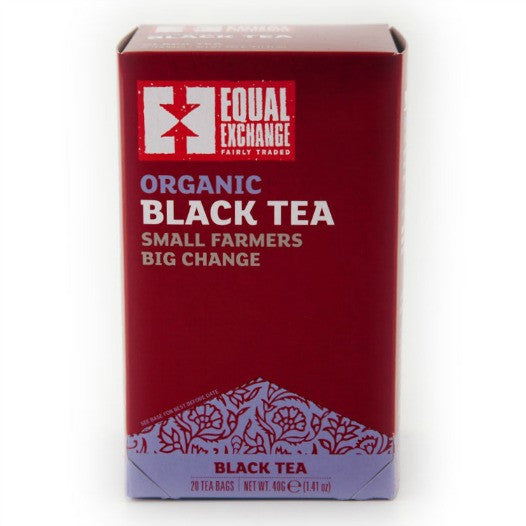 Equal Exchange Organic Black Tea