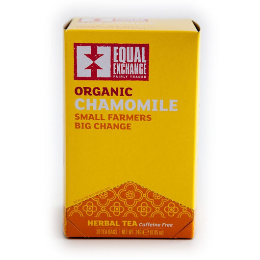Equal Exchange Organic Chamomile Tea