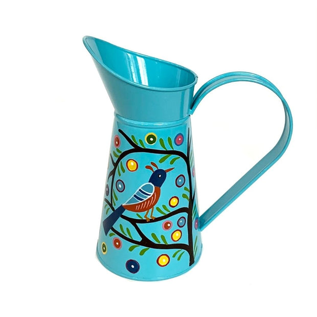 Blue Bird Watering Can