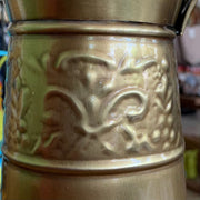 Metal Watering Can detail