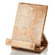 Mandala Tablet or Recipe Book Stand