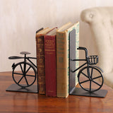 Handmade and Fair Trade Bicycle Iron Bookends