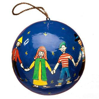 Fair Trade Children Of the World Ornament