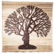 Tree of Life Jute Wall Hanging