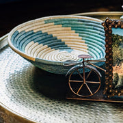 Decorative Blue Spell Basket lifestyle