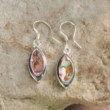 Eventide Abalone and Silver Earrings
