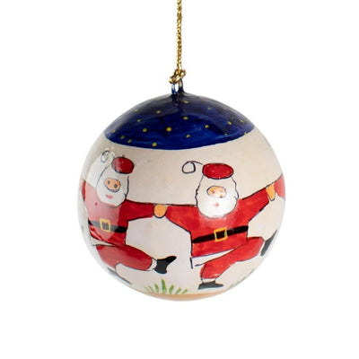 Jolly St. Nick Ornament