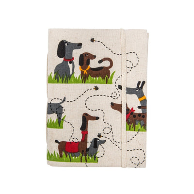 Allover Dogs-Dog Love Journal