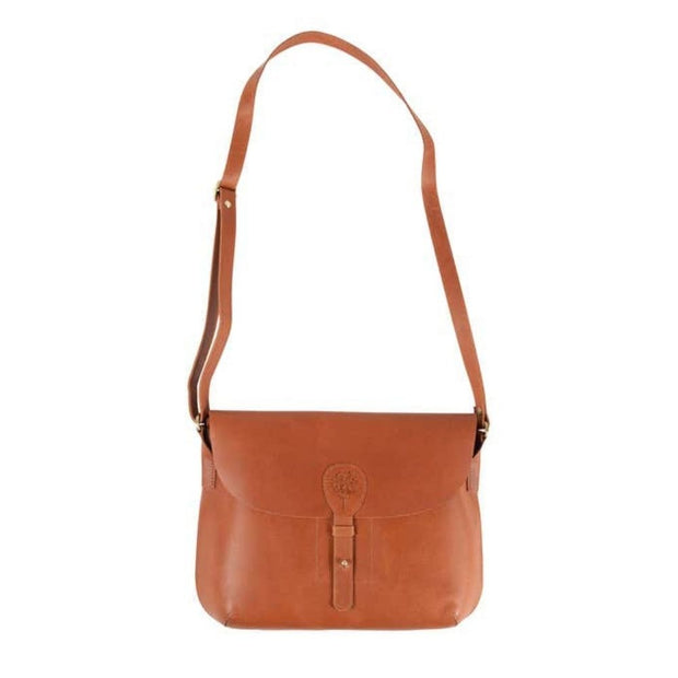 Eco-Leather Saddle Bag