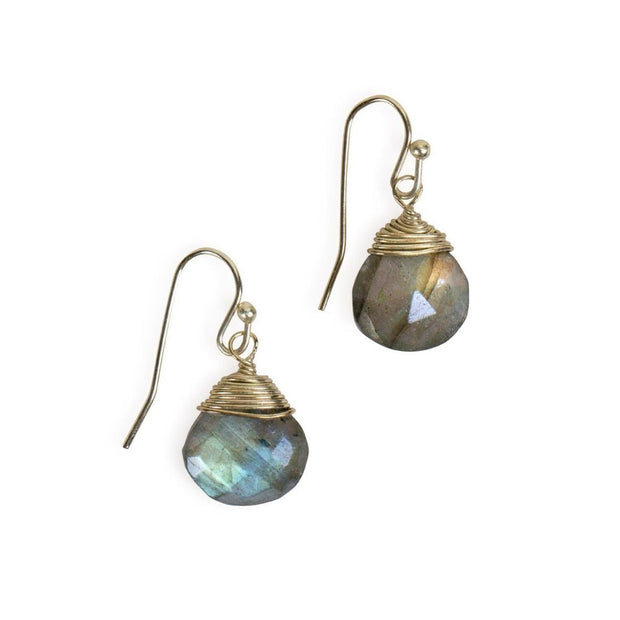Intuition Labradorite Earrings