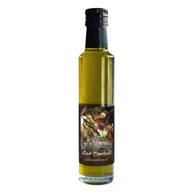 Cape Treasures Oak-Smoked Extra Virgin Olive Oil 8.5 fl oz