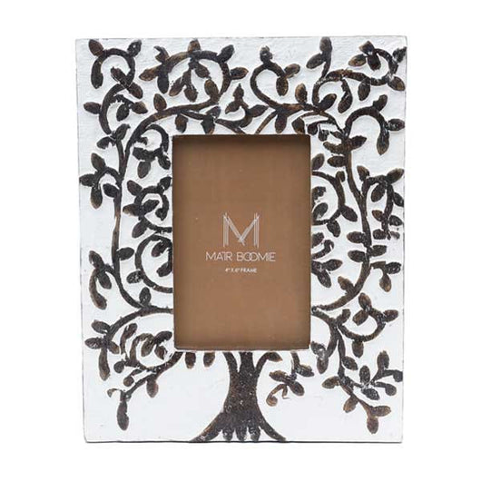 4 X 6 Vasant Tree Mango Wood Picture Frame