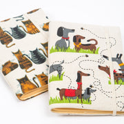 Allover Cats-Cat Love and Allover Dogs-Dog Love Journals