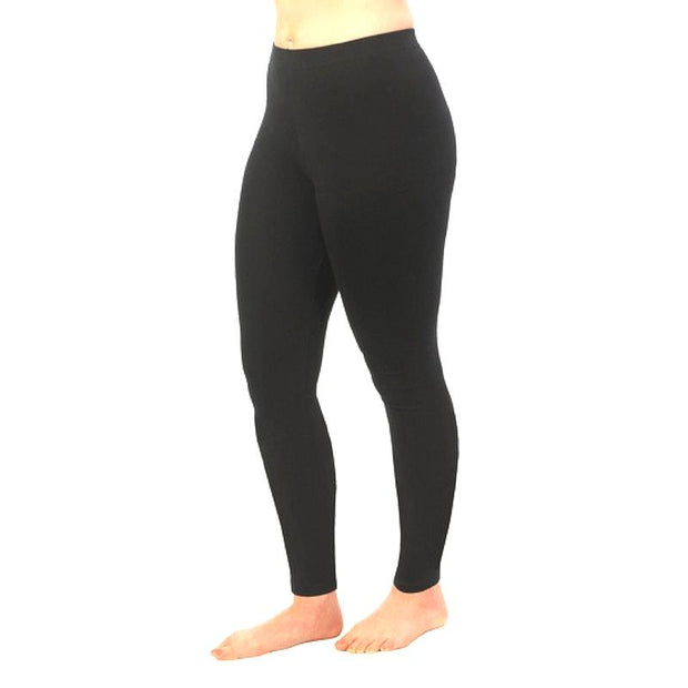 Organic Cotton Ankle Leggings