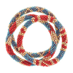 Roll-On® Bracelets Set of three - Kathmandu