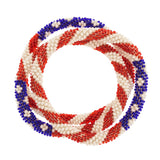 Roll-On® Bracelets Set of three - Stars & Stripes