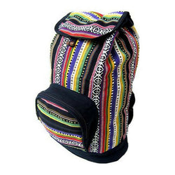 BG-N-GBPS Small Gyari Cotton Backpack