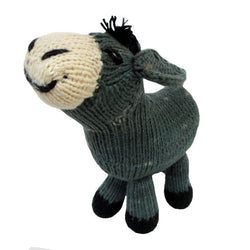 Donkey burro stuffed animal toy