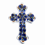 Hand-painted Ceramic Medium Cross