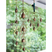 Delicate Diamond Four-Bell Chime lifestyle