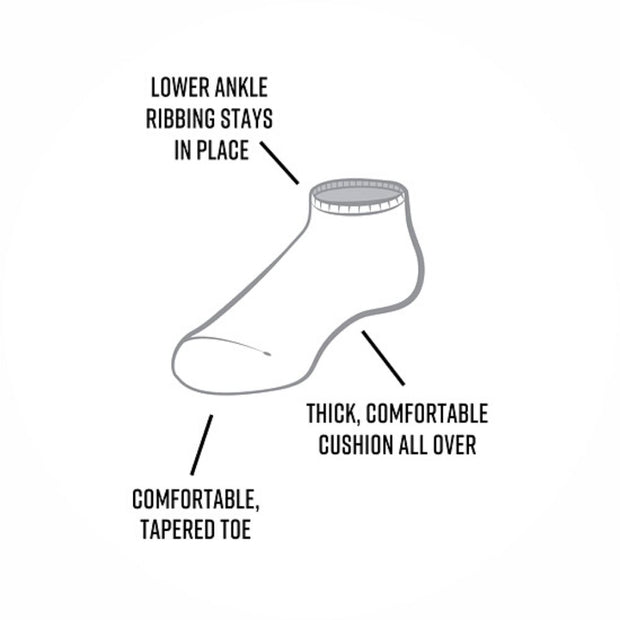 Organic Cotton Footie Sock - specifications