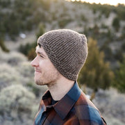 Cusco Hand-knit Hat - Ash lifestyle