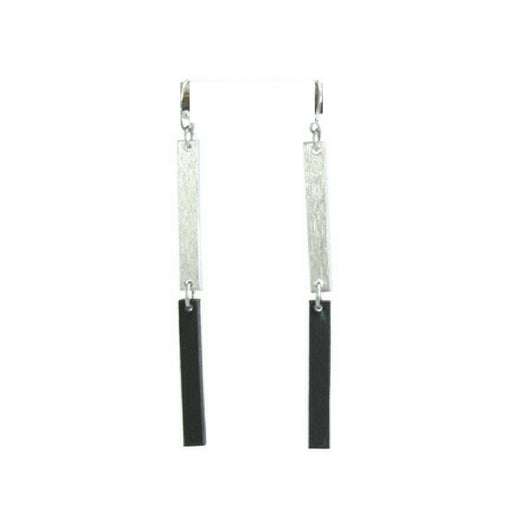 Fair Trade Double Linear Earrings