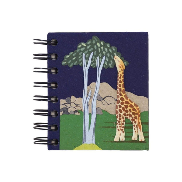Mr. Ellie Pooh Small Notebook Journal Giraffe