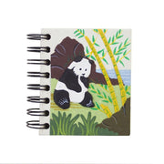 Mr. Ellie Pooh Panda Small Notebook Journal