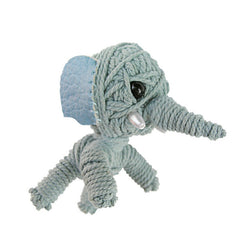Kamibashi String Doll Keychain - Ellie the Elephant