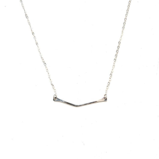 Esther Silver Necklace