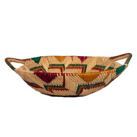 Open Basket Soe Tray with Handles