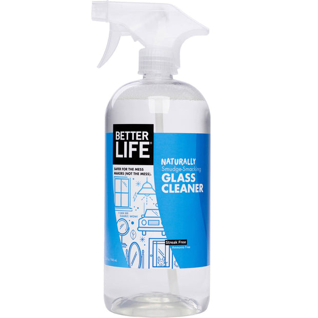 Natural Glass Cleaner  - 32 oz