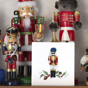 Nutcracker Quilling Card lifestyle