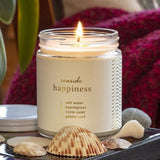 Happiness Candle 7oz-Seaside-lifestyle