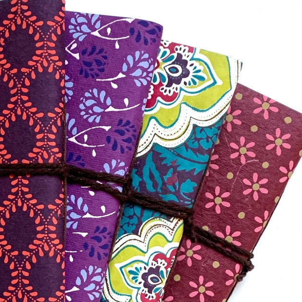 Jaipur Elephant Journal assorted spine and backings