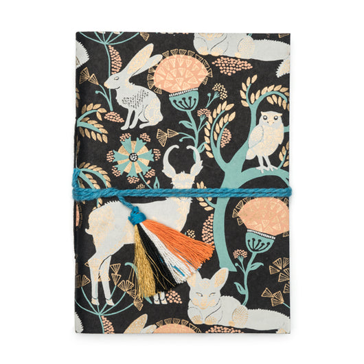 Fauna Brown Brama Eco-friendly Journal