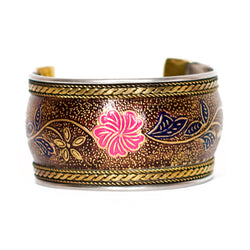 Bollywood Lilium Cuff