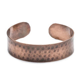 Raj Copper Finish Cuff