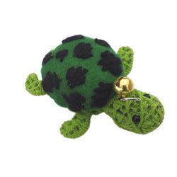 Kamibashi String Doll Keychain - Myrtle the Turtle