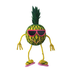 Kamibashi String Doll Keychain - Penelope the Pineapple