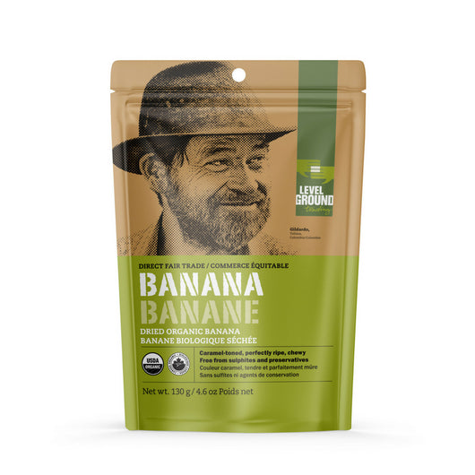 Dried Organic Banana 4.6oz