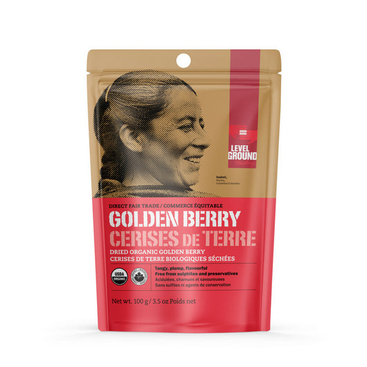 Dried Organic Golden Berry 3.5oz