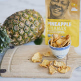 Dried Organic Pineapple 3.5oz lifestyle