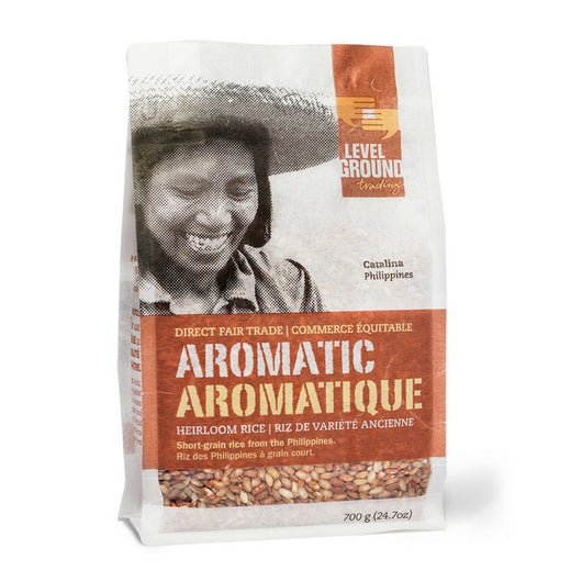 Heirloom Rice - Aromatic