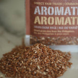 Heirloom Rice - Aromatic short-grain rice from the Philippines