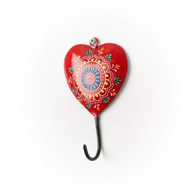 Henna Treasure Hook - Heart